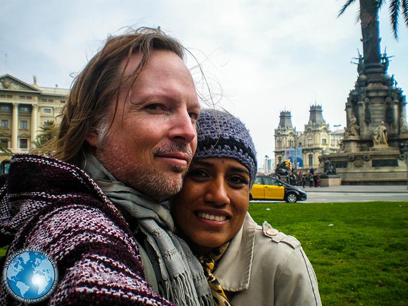 Tim & Cris in Barcelona