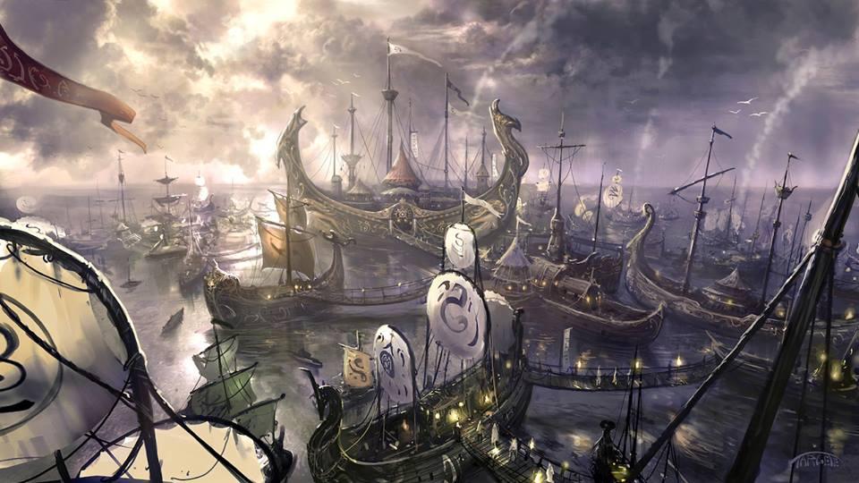 Armada concept art