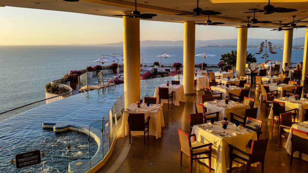 Rooftop Dinner at the Grand Miramar Puerto Vallarta