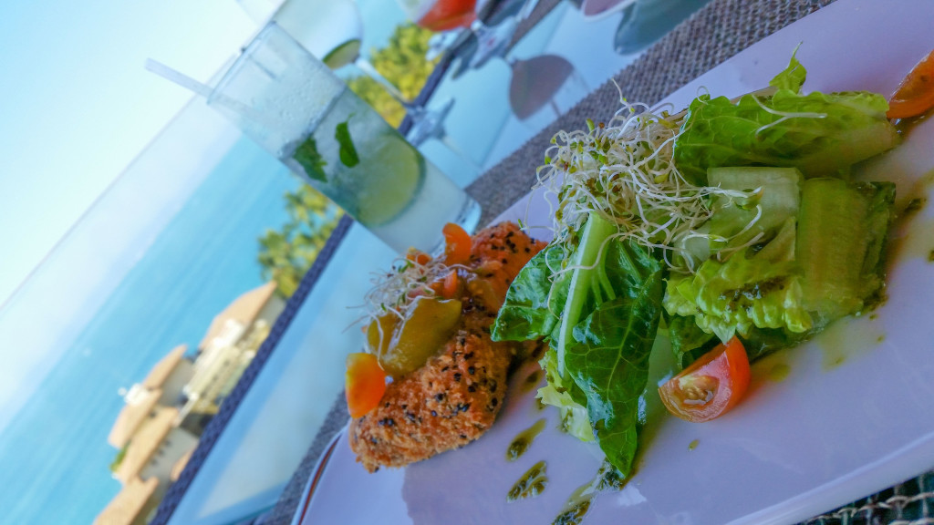 Lunch at La Garza Blanca Preserve