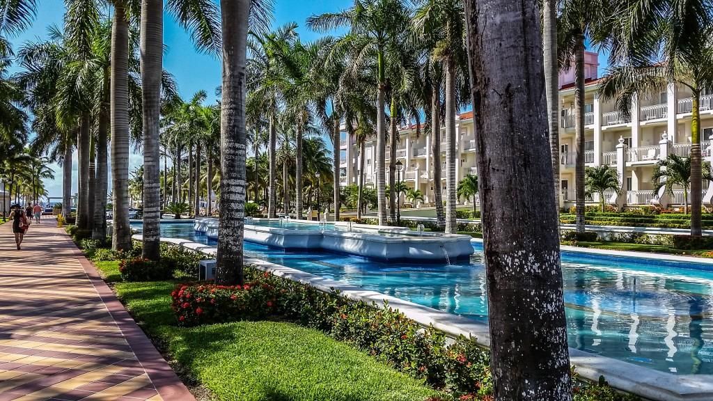 Riu Palace, Playa del Carmen