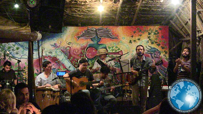 lone musicMusicians at El Panchanians at Don Muchos