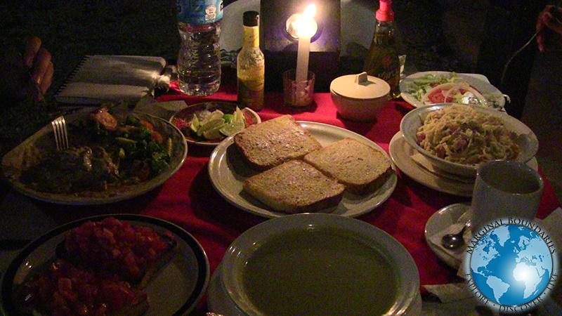 dinner at Don Muchos