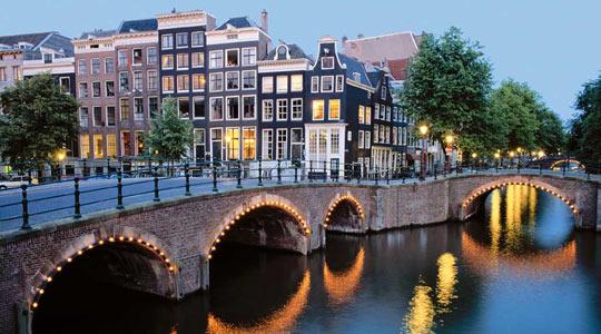 Amsterdam Grachtenbrucken