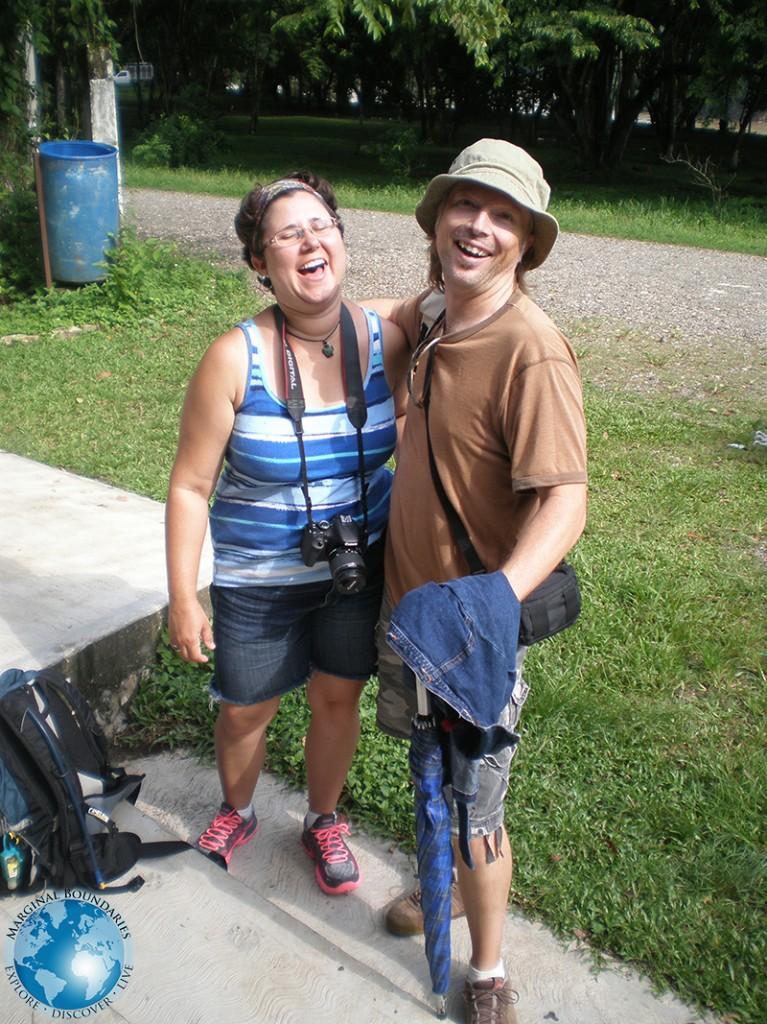 Tim and Amelia