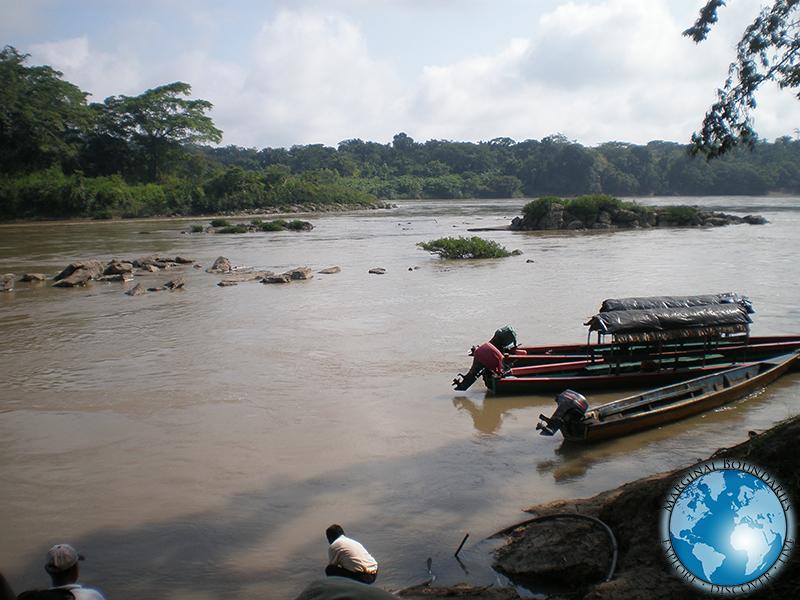 The River Usumacinta