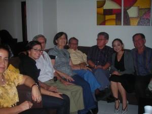 Family time in Poblado, Medellin