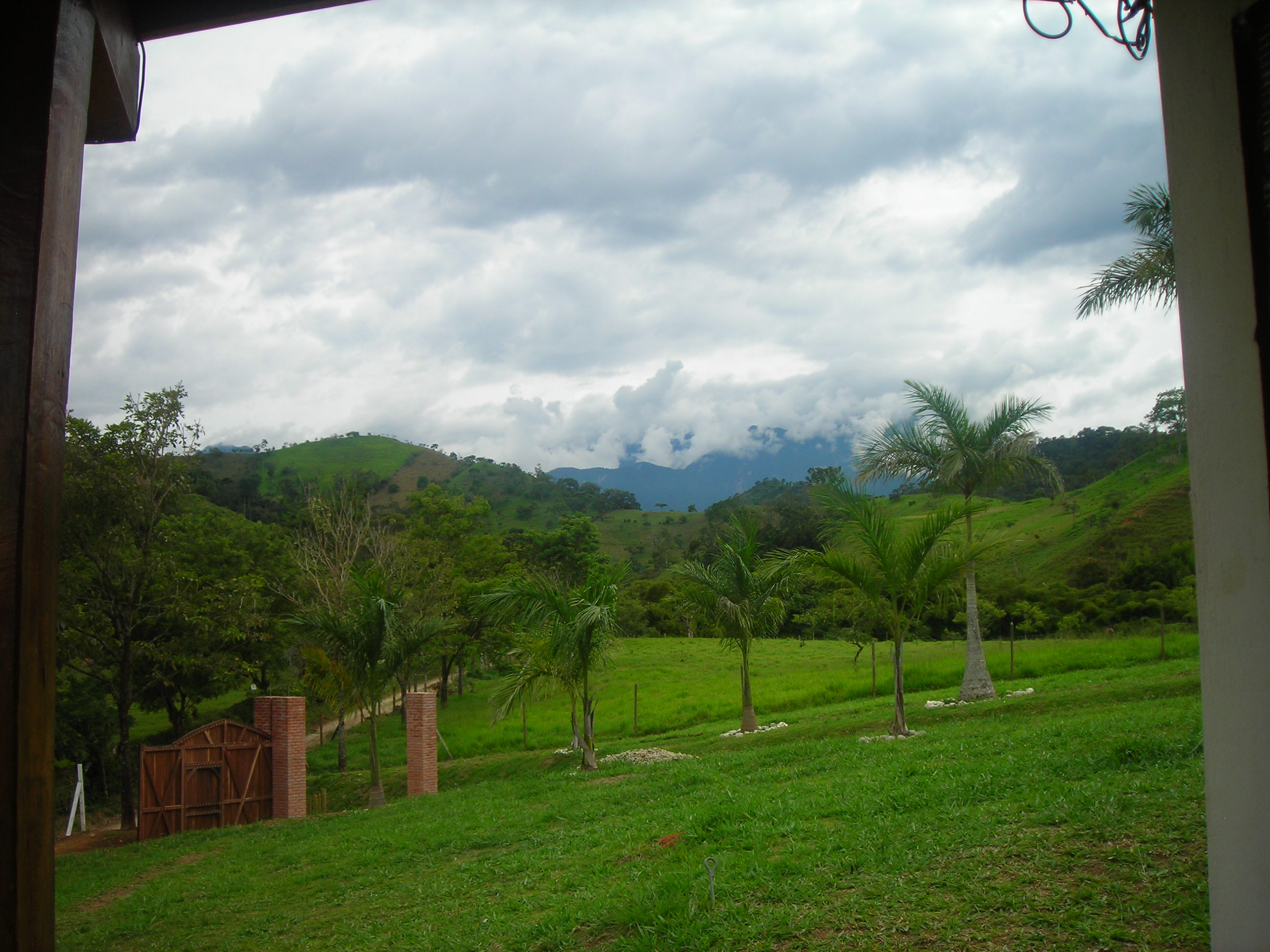 My family's farm in hills of Medellin