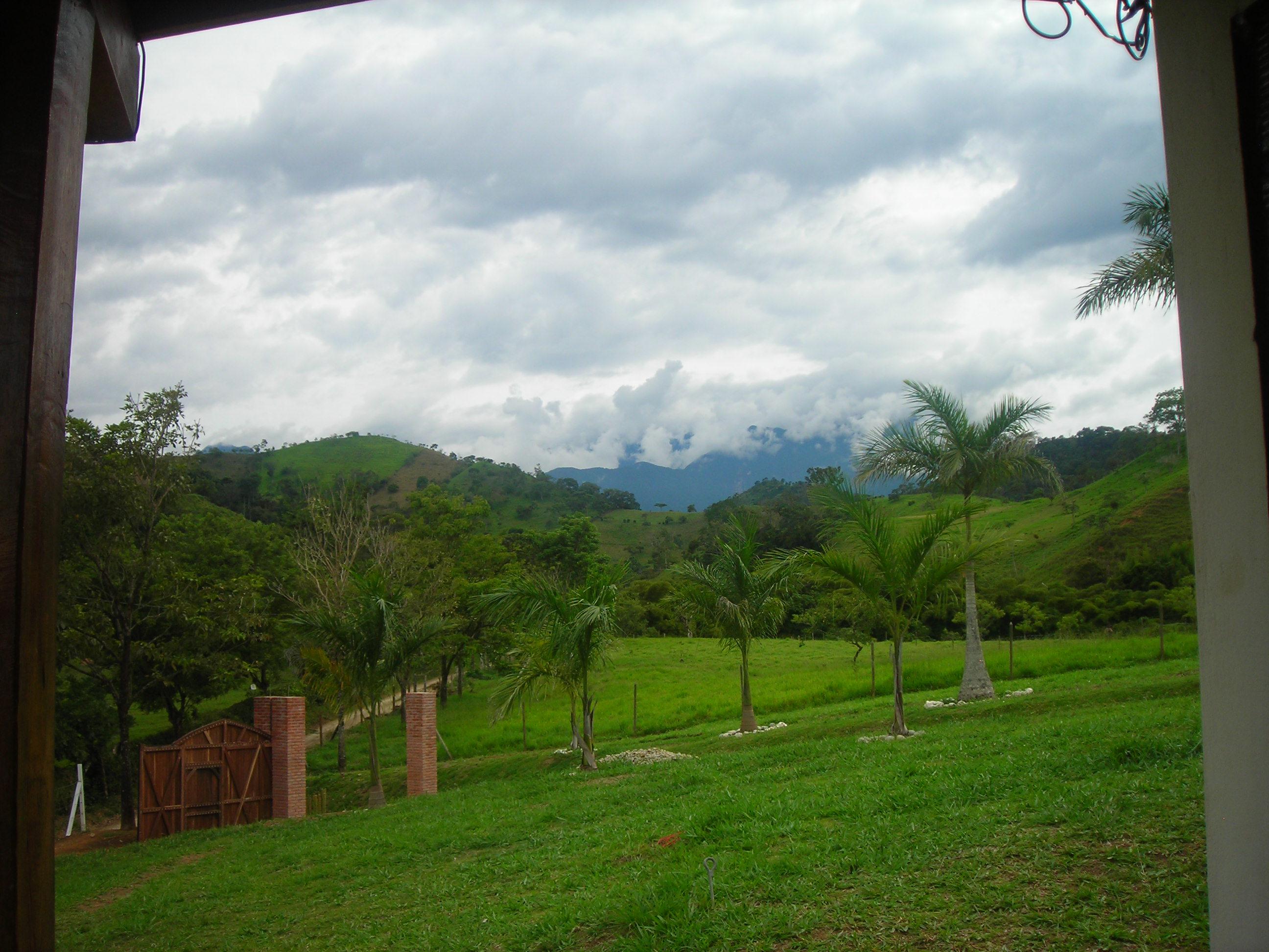 My family's farm in hills of Medellin