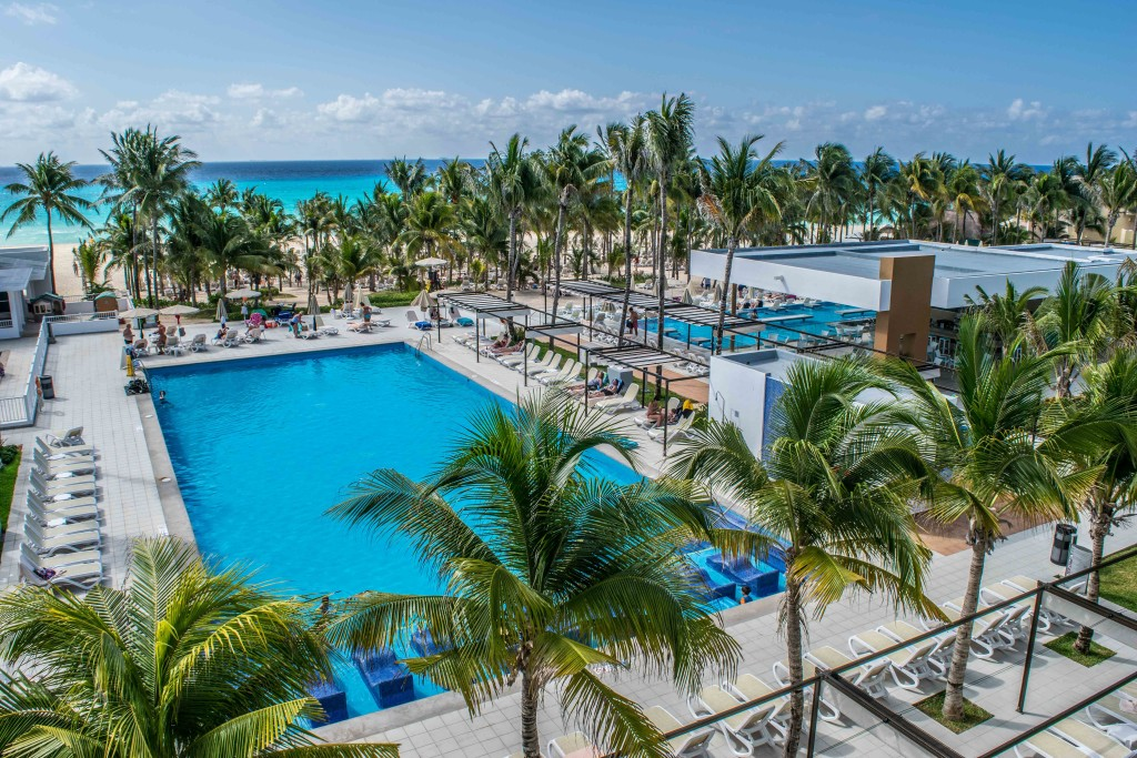 Riu All-Inclusive, Playa del Carmen
