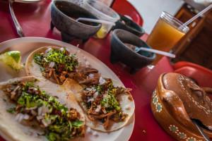 tacos de borrega, Restaurant Borrega Cancun