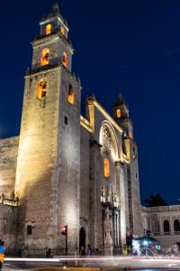 cathedral de Mérida, Yucatán