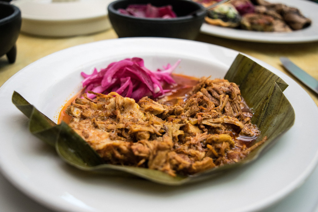 Cochinita Pibil, Restaurant Labna Cancun