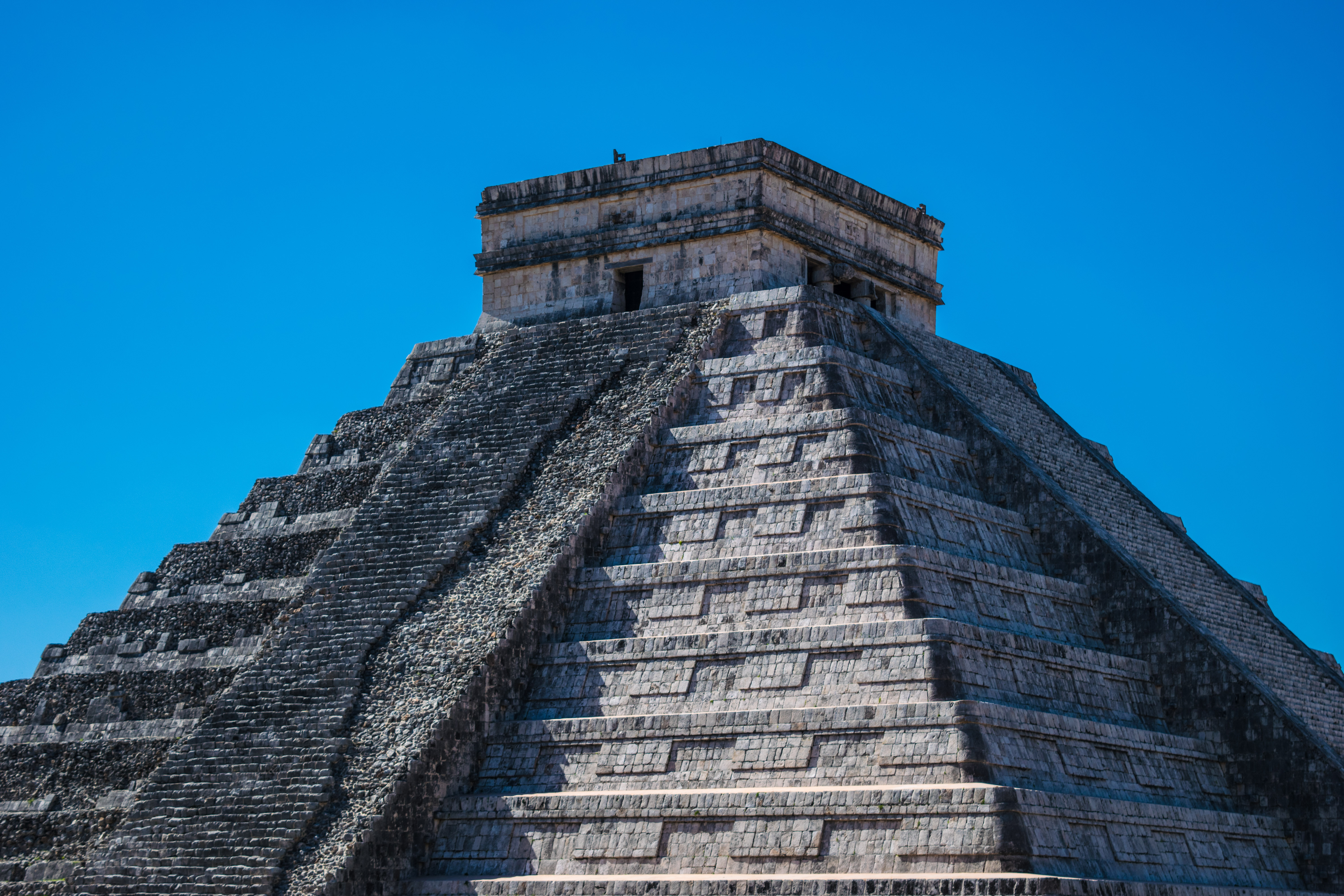 Great Pyramid at Chichen Itza
