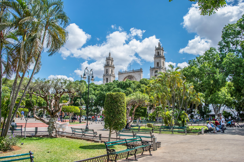Plaza Grande in Mérida, Yucatán