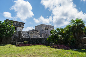 El Castillo at Tulum, Mexico