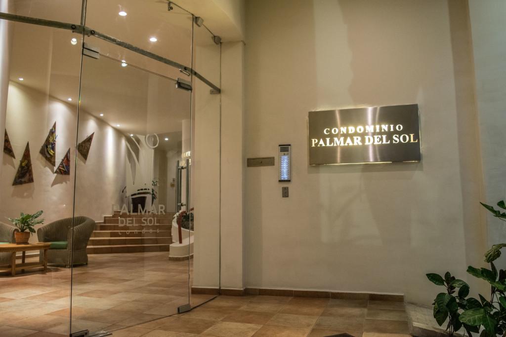 Palmar Del Sol entrance