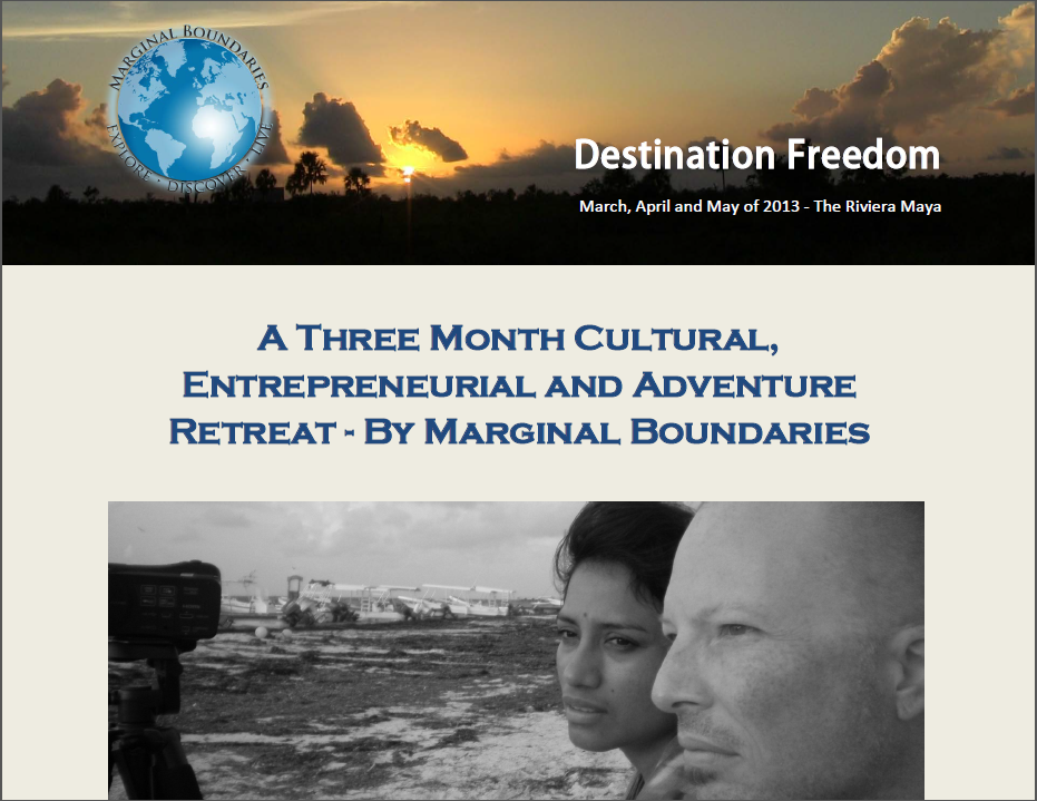 Destination Freedom