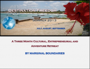 Destination Freedom Summer 1