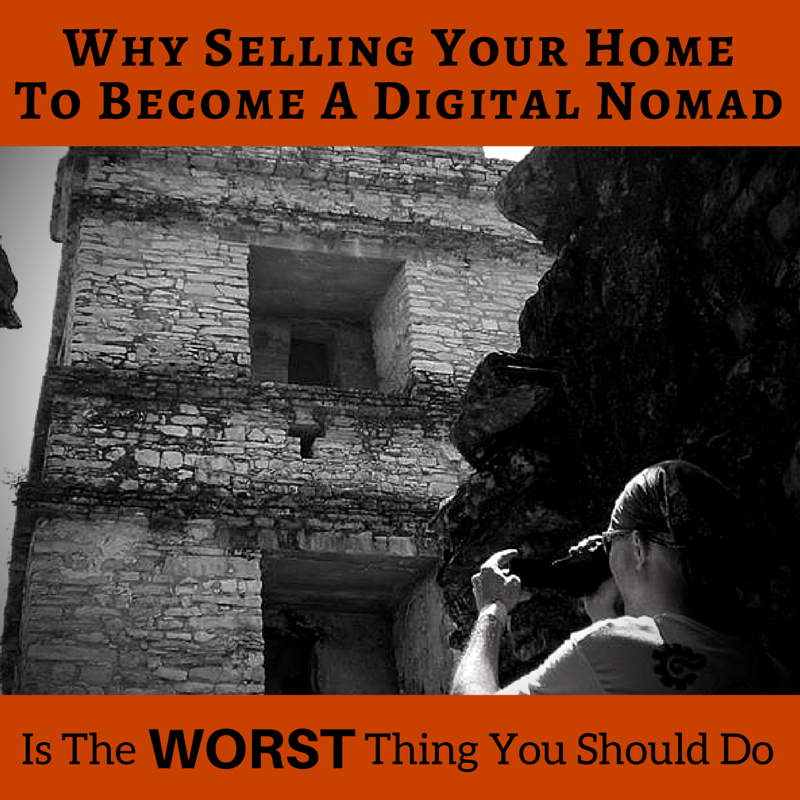 Don't Sell Your House