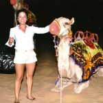Me and the camel