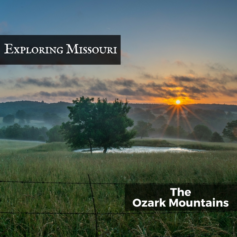 Exploring the Ozark Mountains