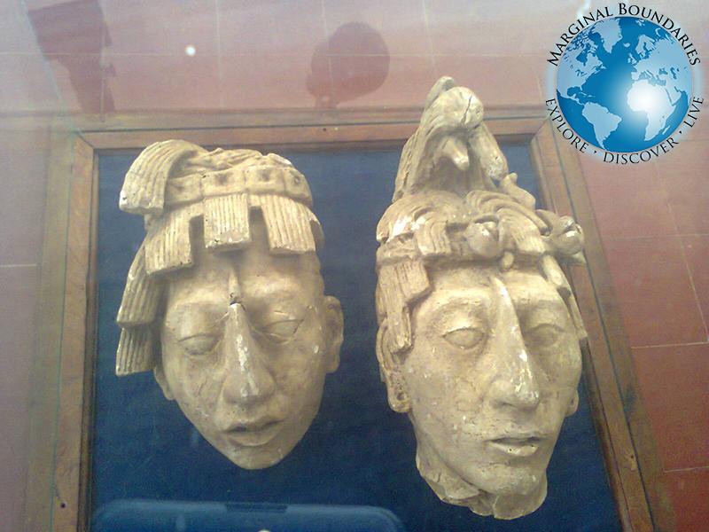 maya heads