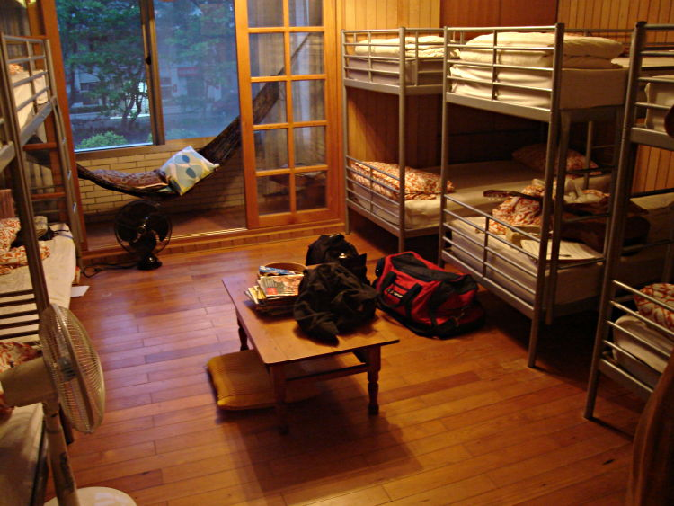 Hostel Dormitory