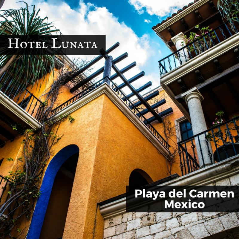Hotel Lunata - Playa del Carmen, Mexico