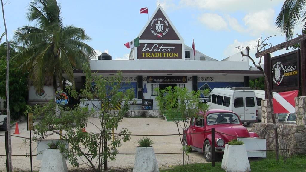 The Akumal Dive Shop