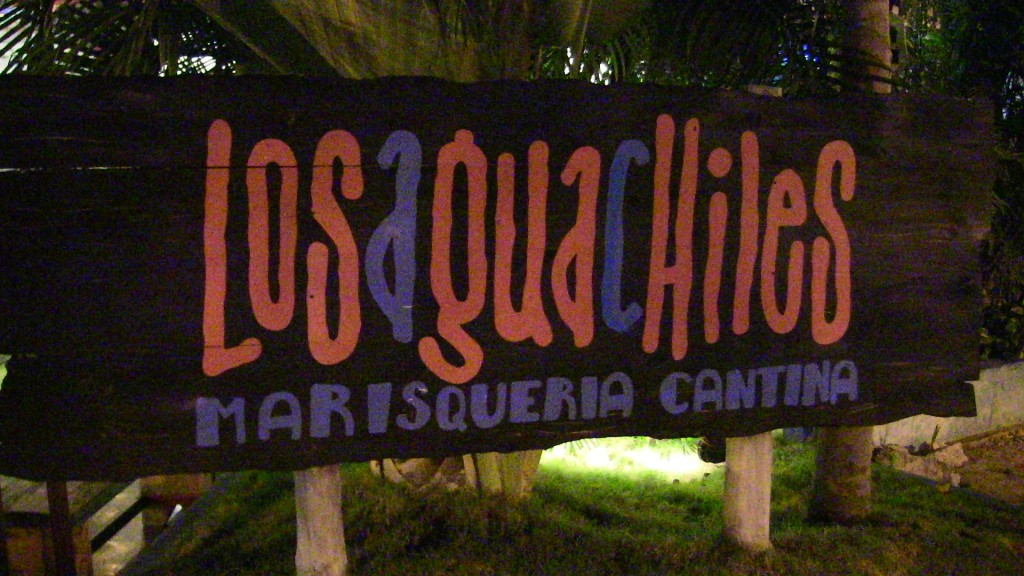 Los Aguachiles, Cancun, Mexico