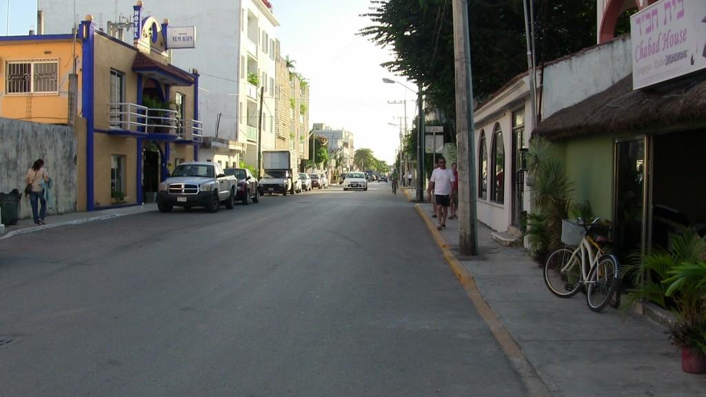 Playa streets