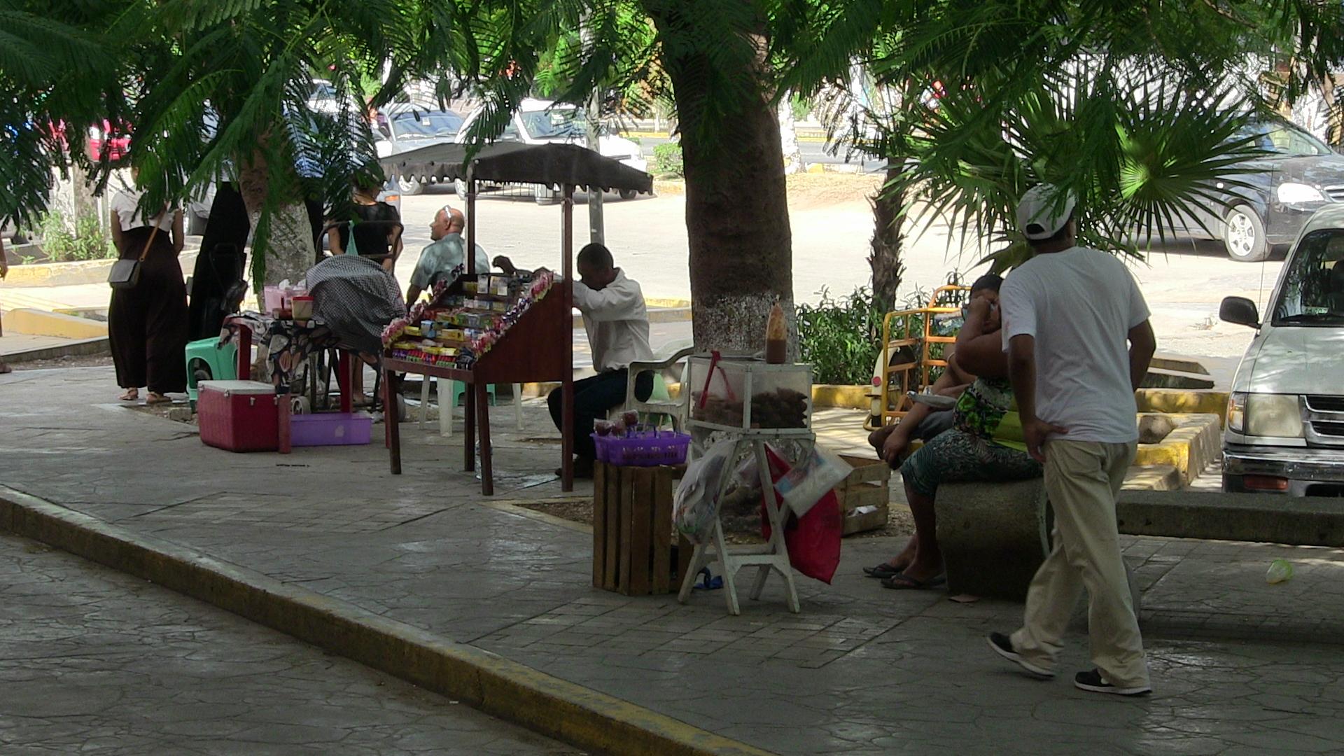 Mexican Vendors