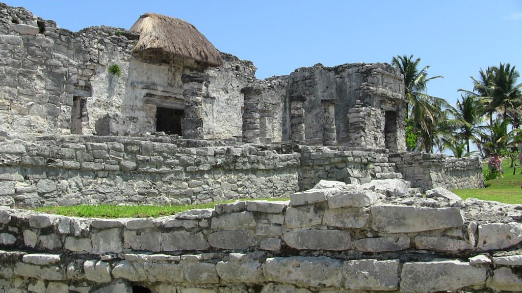 another angle of the ruins