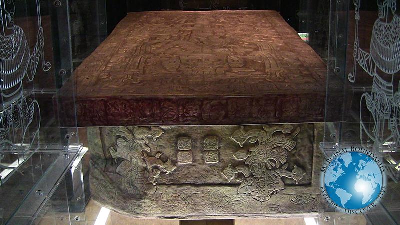 sarcophagus of Pakal