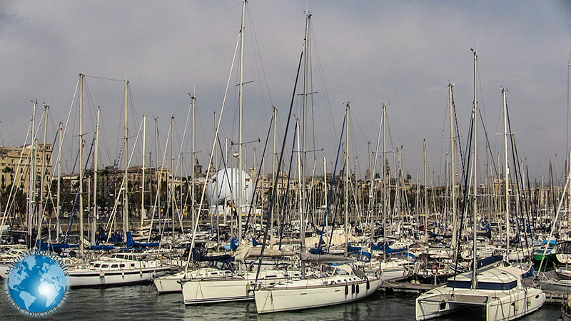 The Marina of Barcelona