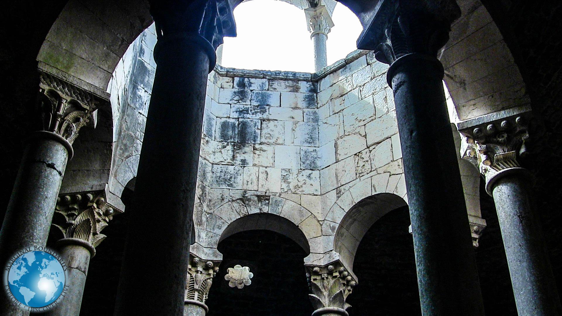 The Arabian Bath House in Girona