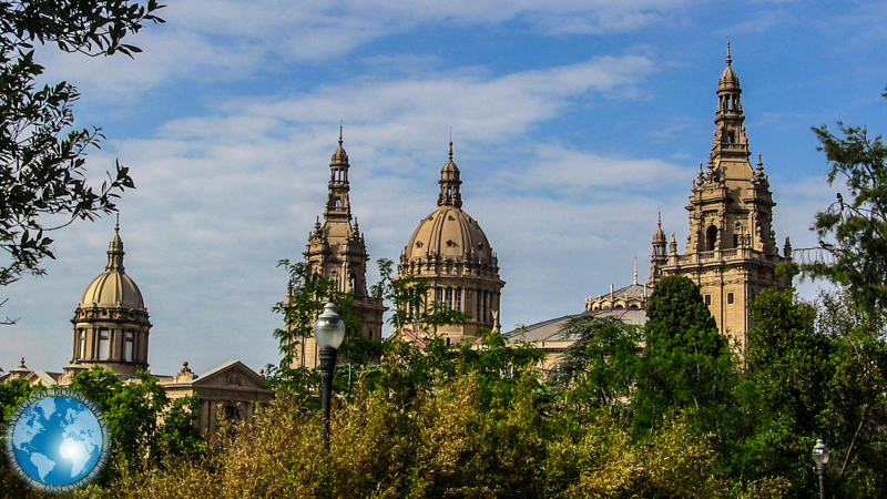 The National Art Museum of Barcelona