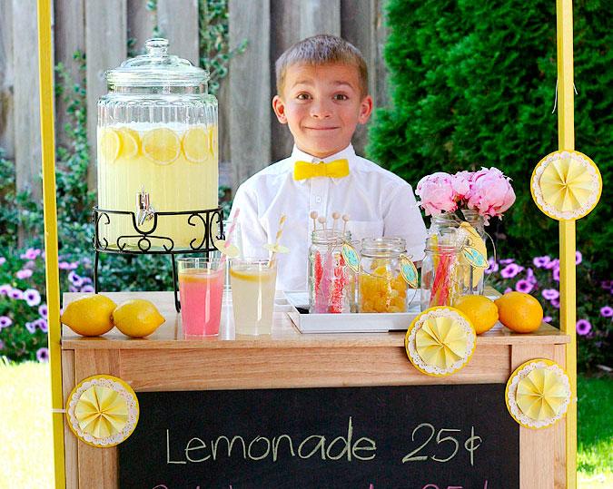 Image result for lemonade stand