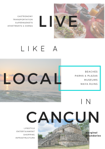 live like a local in Cancun