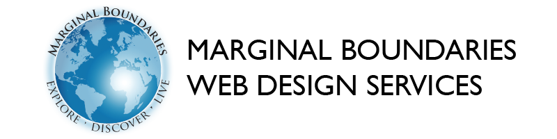 MARGINAL BOUNDARIES WEB DESIGN SERVICES