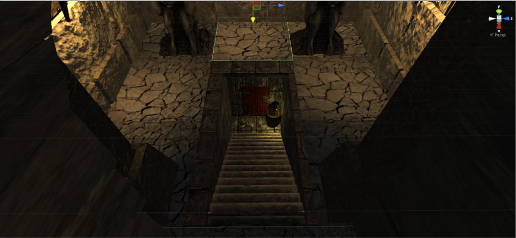 hidden stairs