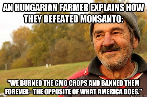 Monsanto Ban