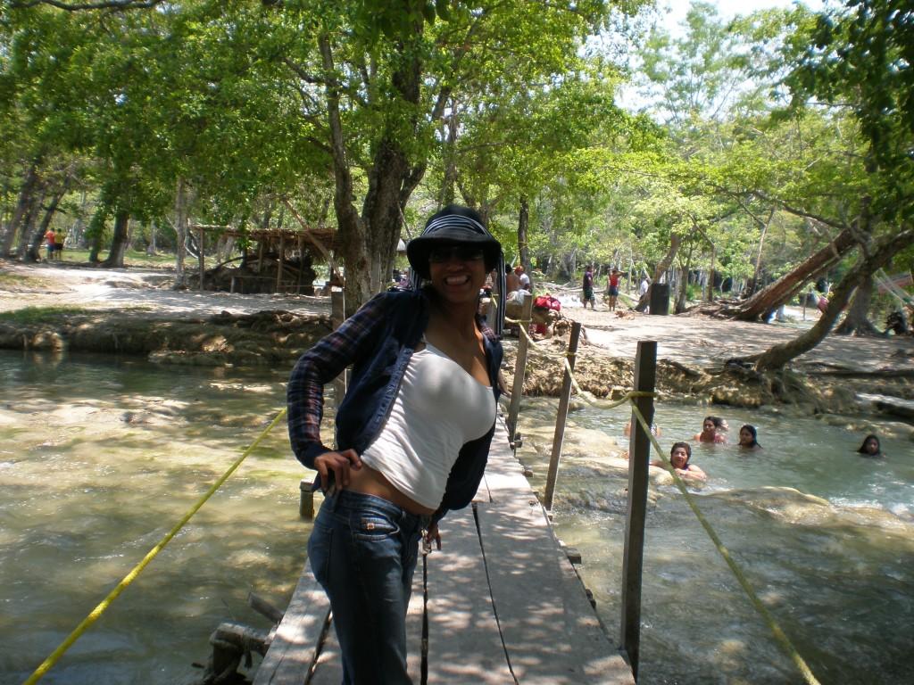Cristina at Cascadas Reformas