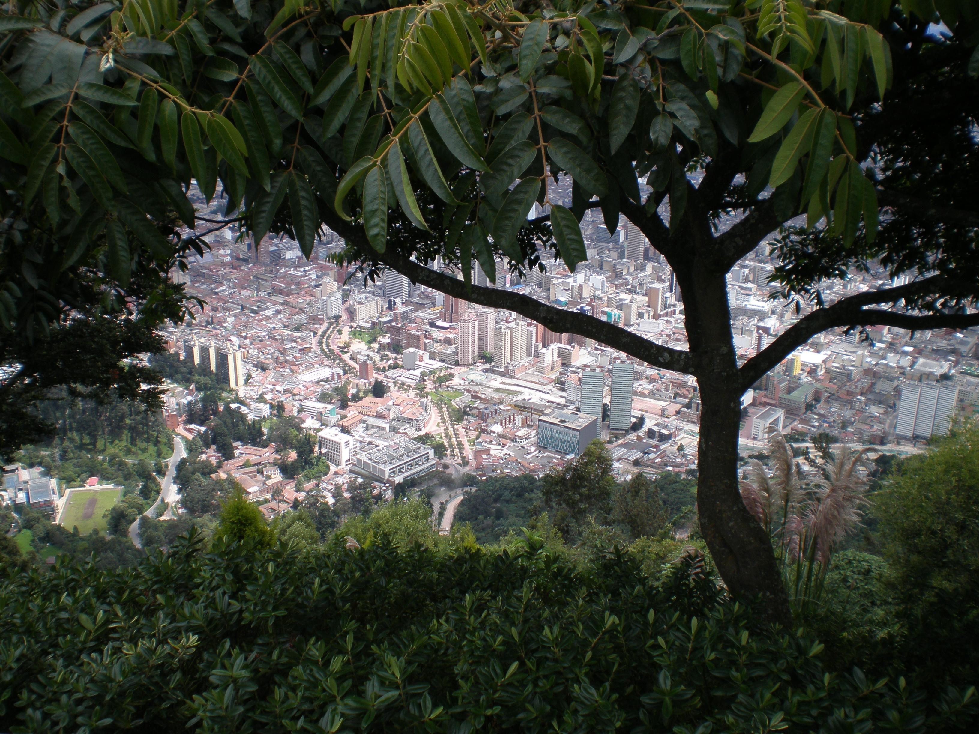 Monserrate in Bogota