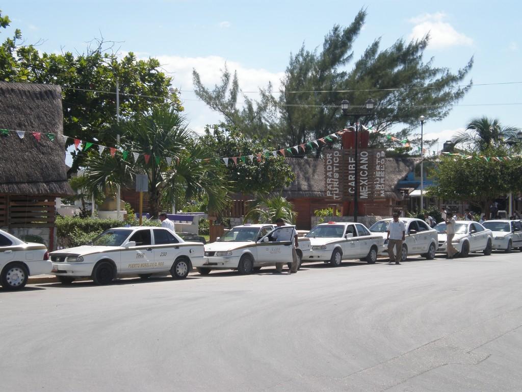 Puerto Morelos zocalo