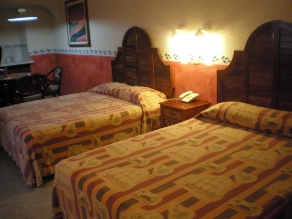 Suite at the Kin Mayab