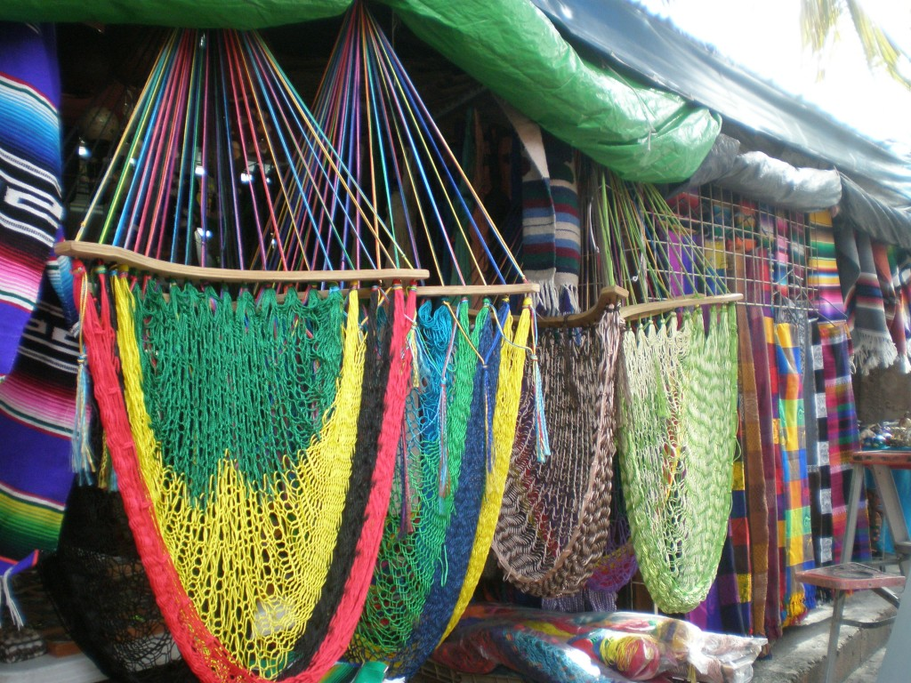 hammock vendor