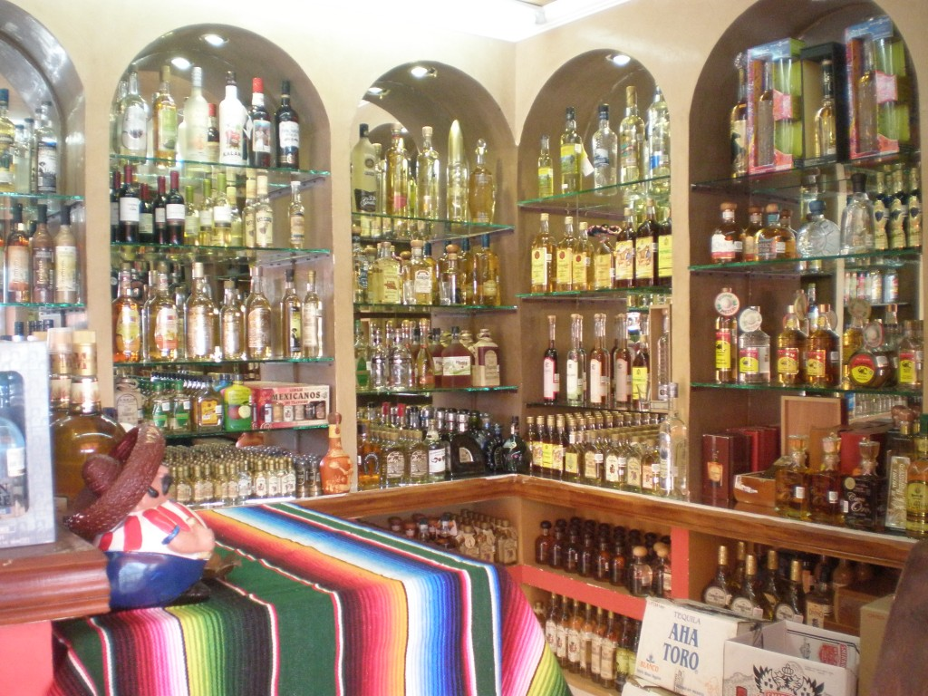 tequila shop