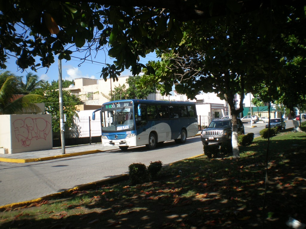The R6 bus